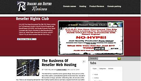 New Xtreme Blog – Domains and Hosting Reviews
