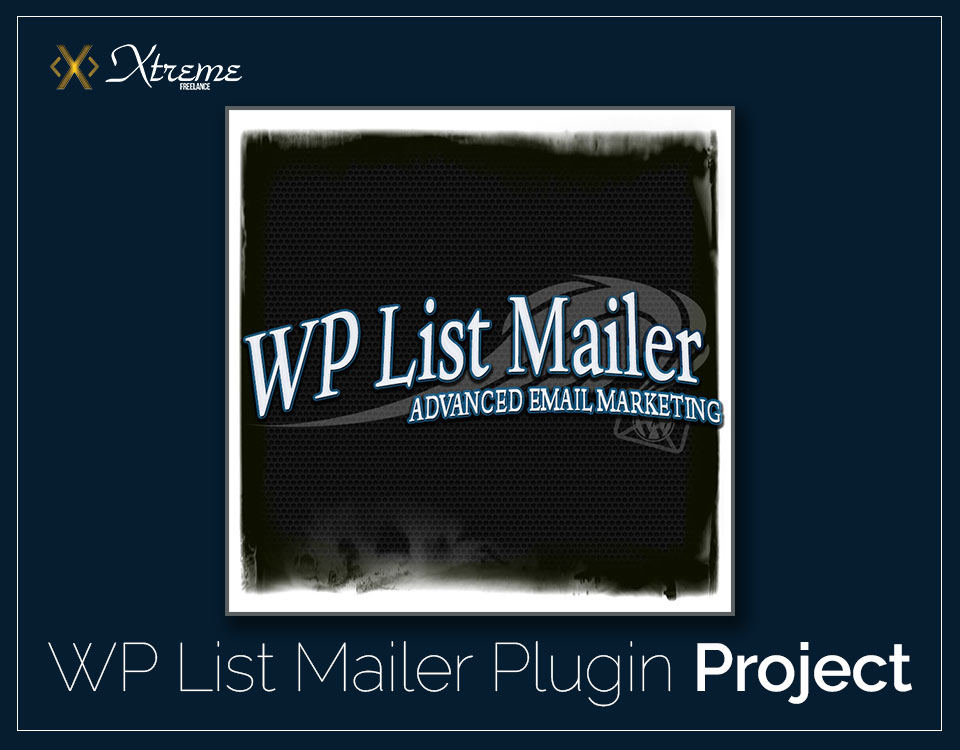 WP List Mailer Plugin Project
