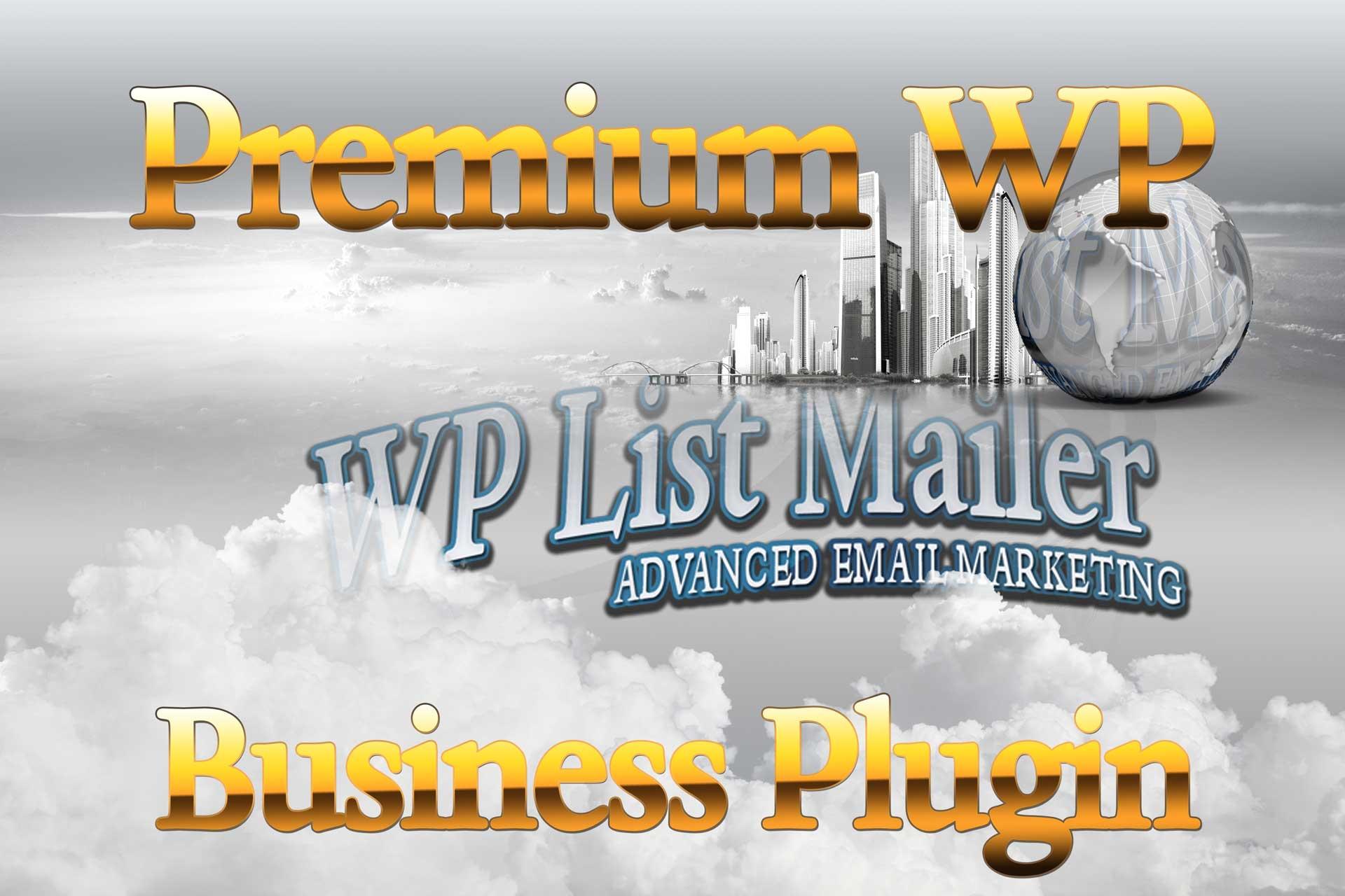 WP List Mailer Website Project