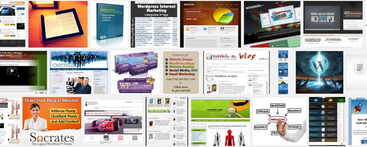 Internet Marketing with WordPress in 2014