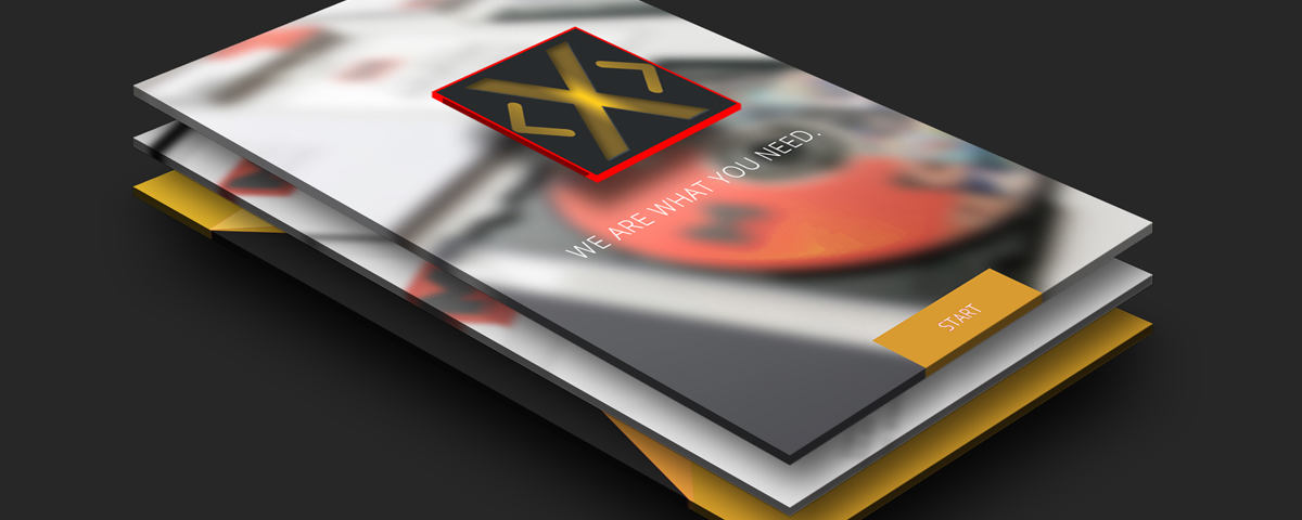 Advertising sample XF