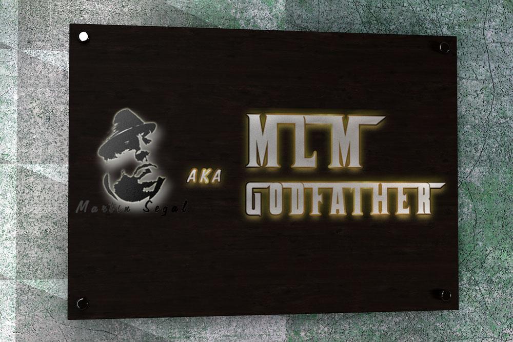 MLM Godfather Logo - Branding