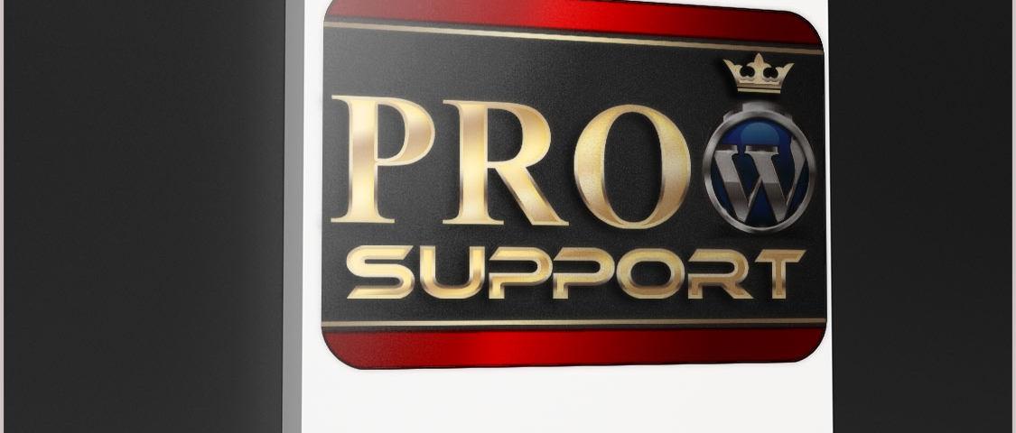 Pro WP Support Logo