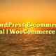 WordPress E-commerce tutorial | WooCommerce | 2016