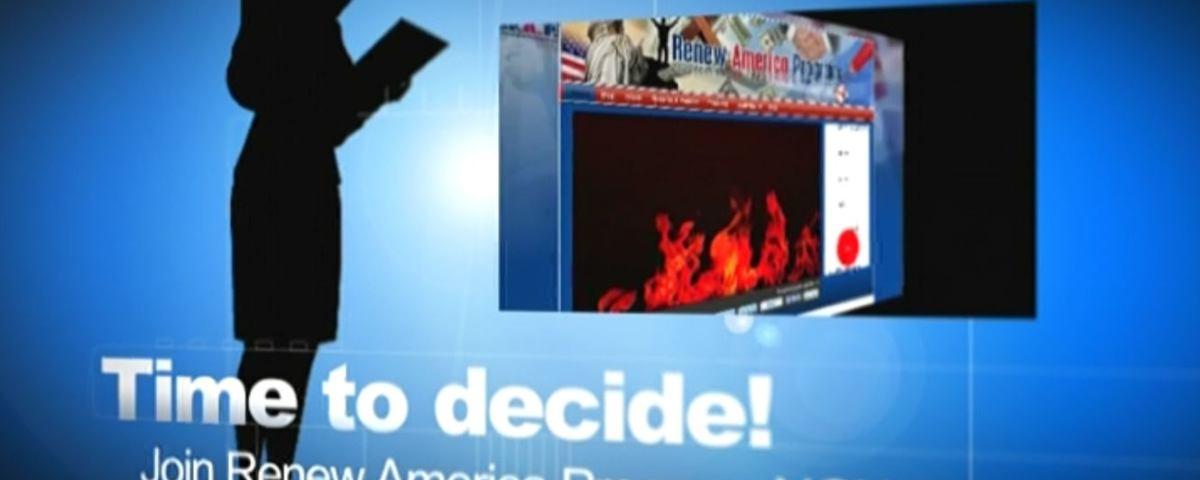 Renew America Program Video