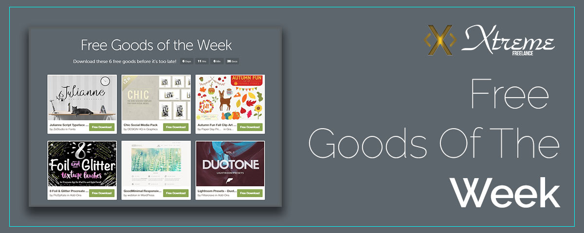 Free Goods Of The Week 5