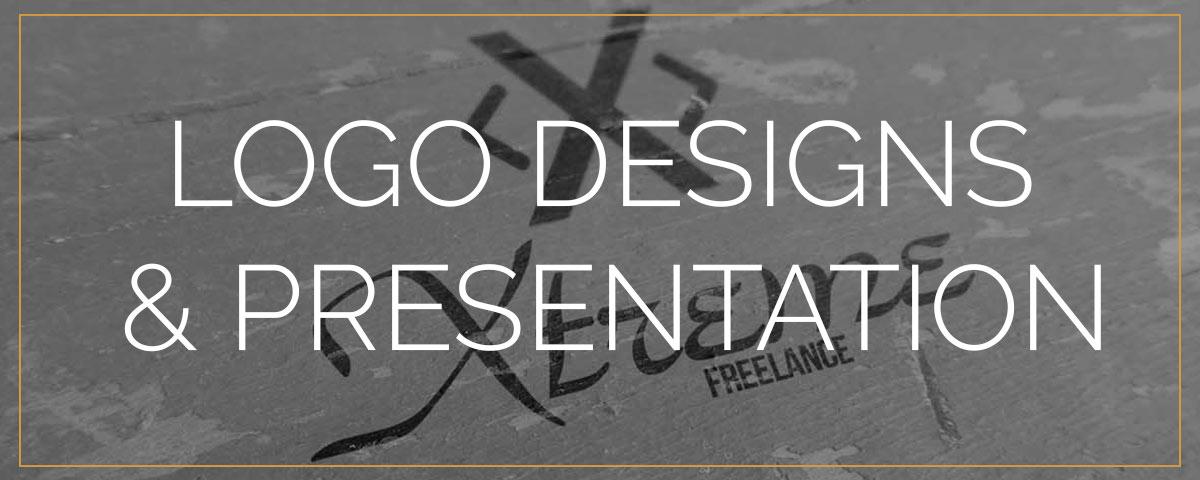 Logo designs and presentation