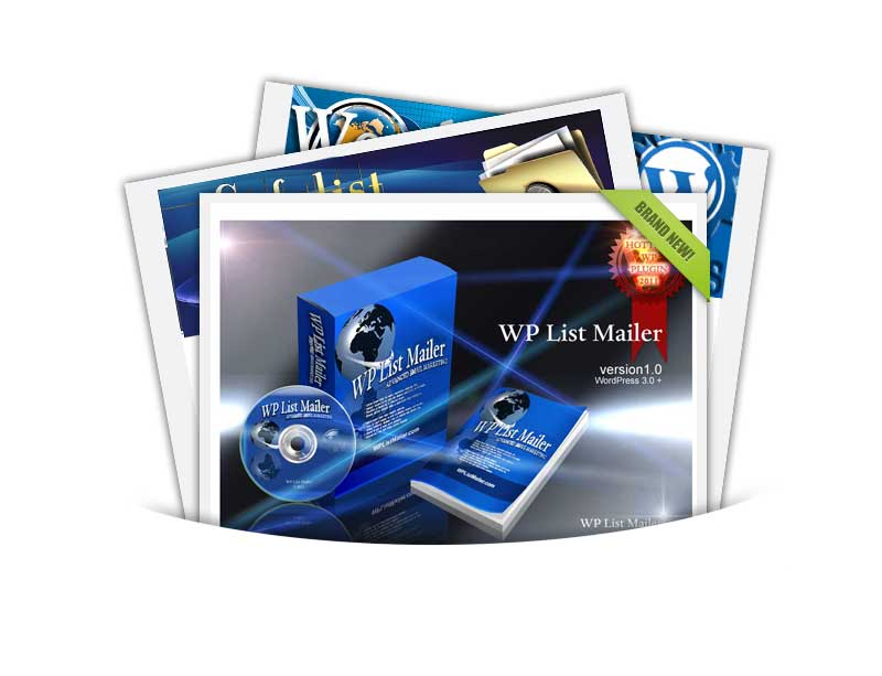 WP List Mailer Promotional Materials