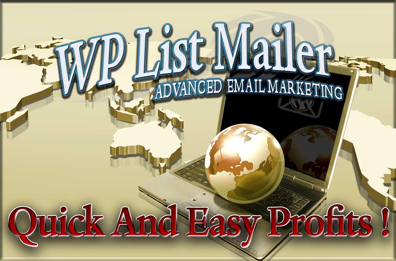 WP List Mailer Logo Project