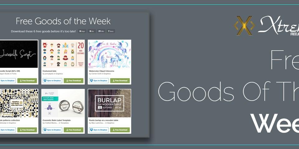 Free Goods Of The Week – Feb.27