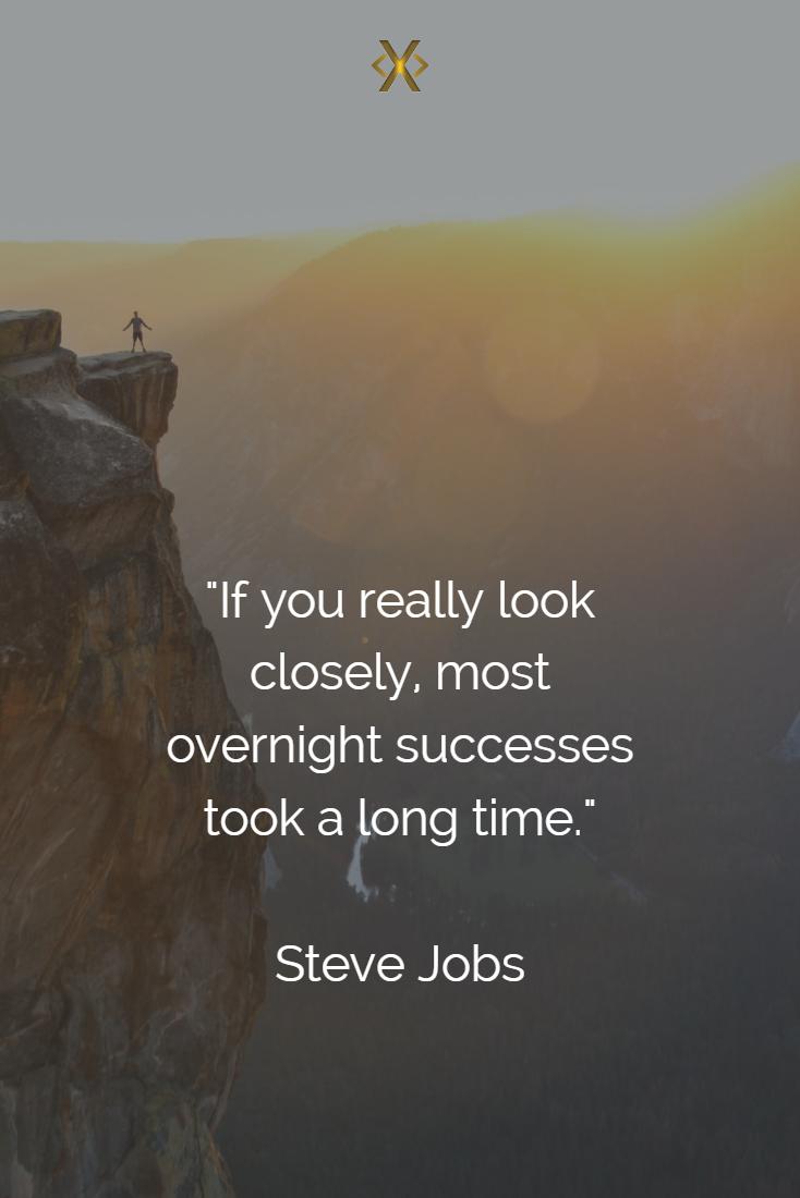 #xtremefreelance #qotw Steve Jobs